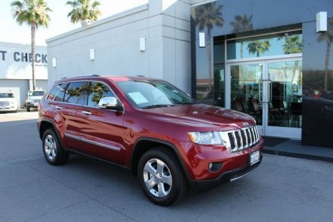 Pre-Owned 2013 Jeep Grand Cherokee Limited RWD 4D Sport Utility
