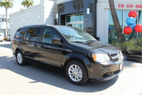 Pre-Owned 2014 Dodge Grand Caravan SXT FWD 4D Passenger Van