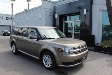 Pre-Owned 2013 Ford Flex SE FWD 4D Sport Utility