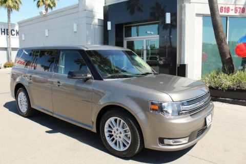 Pre-Owned 2013 Ford Flex SEL FWD 4D Sport Utility
