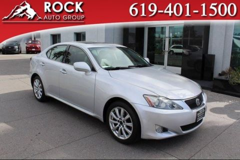 Pre-Owned 2007 Lexus IS 250 AWD AWD