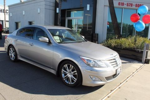 Pre-Owned 2012 Hyundai Genesis 5.0 RWD 4D Sedan