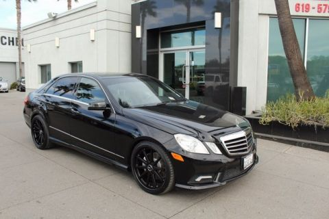 Pre-Owned 2011 Mercedes-Benz E-Class E 350 RWD 4D Sedan
